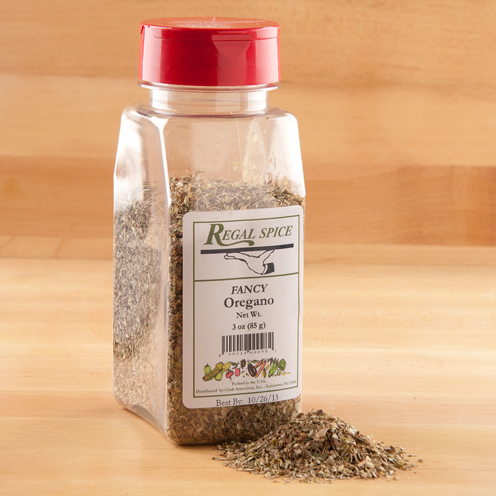 Regal Fancy Oregano Leaves 3 oz.