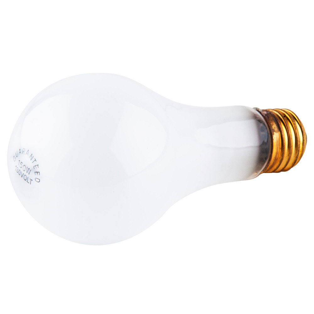 150 Watt Havells 60150 Frosted Light Bulb / Incandescent ...