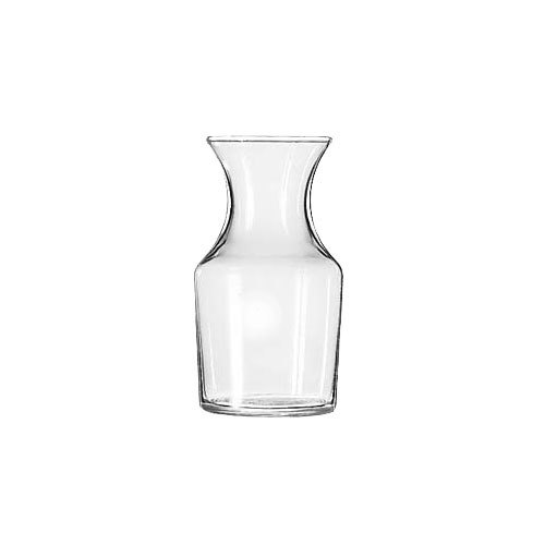 Libbey 719 6 oz. Glass Cocktail Decanter/Bud Vase