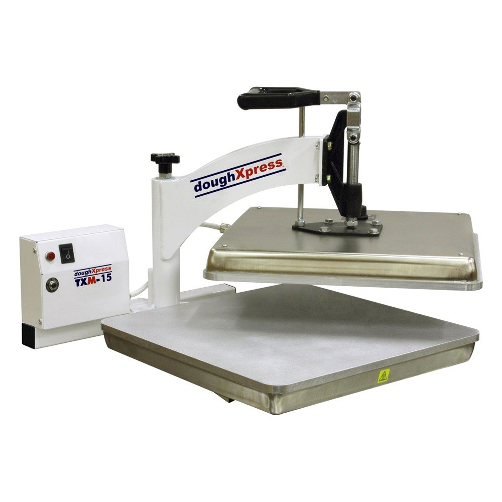 "DoughXpress TXM-15 Manual Tortilla Press 15"" x 15"" - 220V at Sears.com"