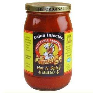 Cajun Injector 16 oz. Hot n' Spicy Butter Marinade at Sears.com