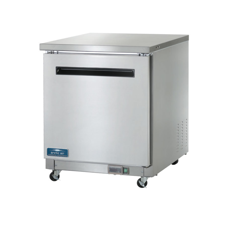 Arctic Air AUC27F 27 inch Undercounter Freezer - 1 Door