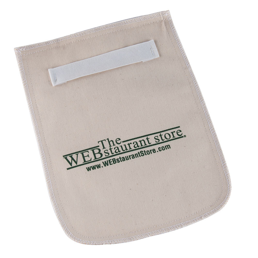 WEBstaurant Store Terry Cloth Pot Holder