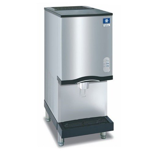 Manitowoc SN-20A Countertop Ice Machine / Dispenser - 20 lb. bin with Lever Dispensing