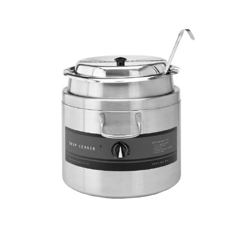 Wells SC6411 11 Qt. Deluxe Soup Warmer / Cooker - 120V, 1000W
