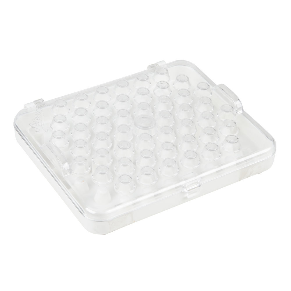 Ateco 8783 55-Piece Pastry Tube Storage Box (August Thomsen)
