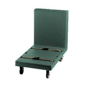 Cambro 2436UTHS519 Green 600 lb. Utility Truck with Two Straps at Sears.com