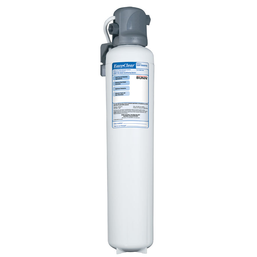 Bunn EQHP-TEA Easy Clear Water Softening System for Tea Brewers - 1.0 gpm (Bunn 39000.0007) at Sears.com
