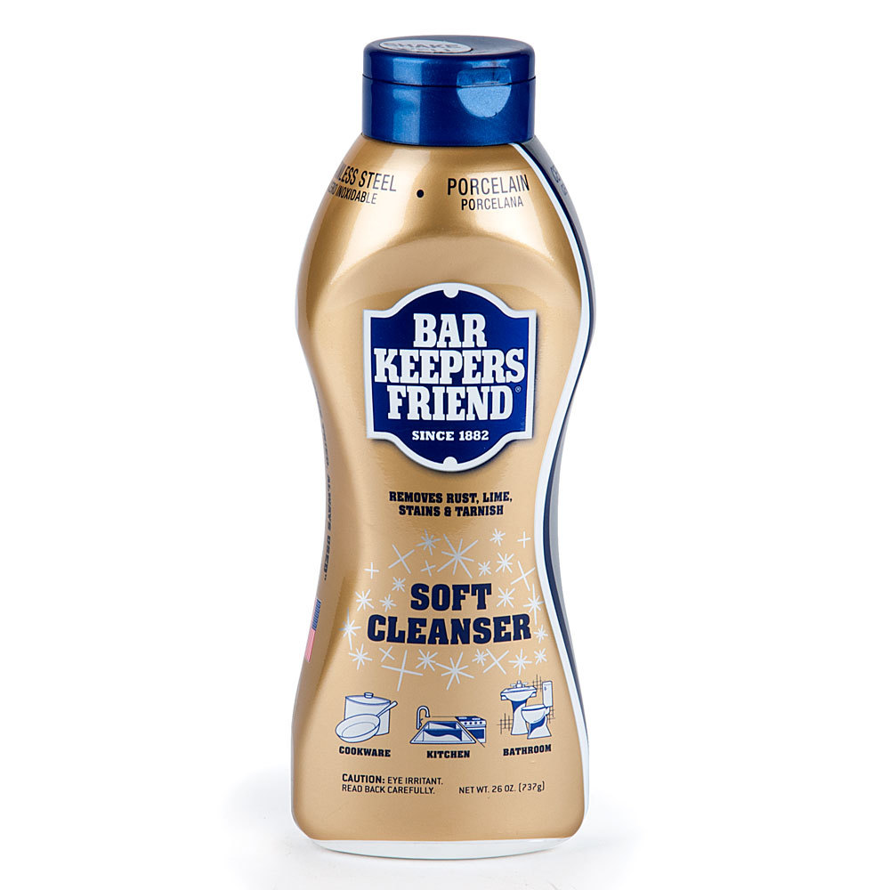 What is in bar keepers friend