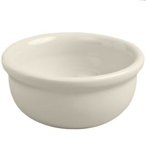 Hall China 4130AWHA White 8 oz. Baking Bowl 24 / Case