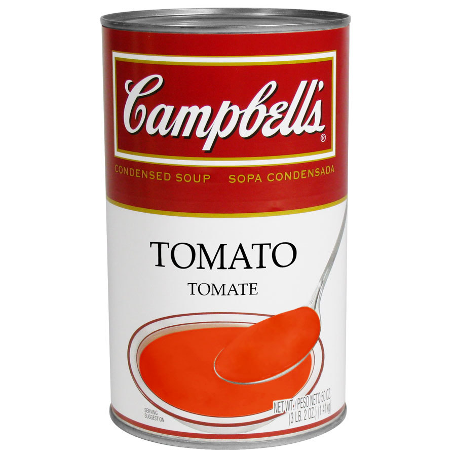 campbell 39 s tomato soup condensed 50 oz can. Black Bedroom Furniture Sets. Home Design Ideas