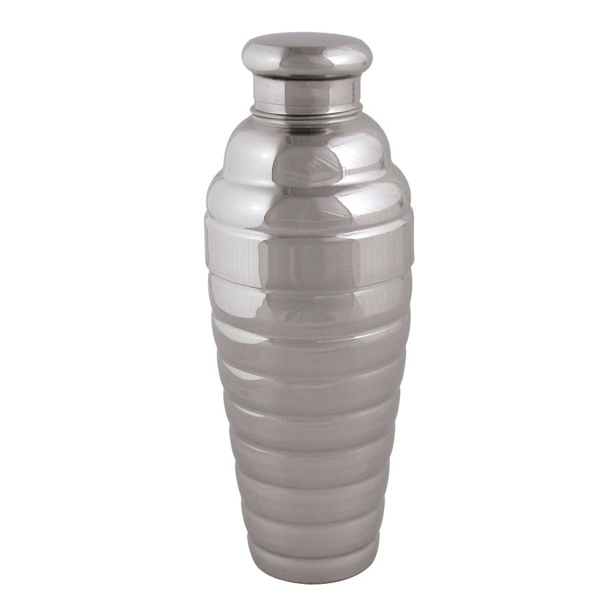 Tablecraft BH377 24 oz Beehive Cocktail / Bar Shaker