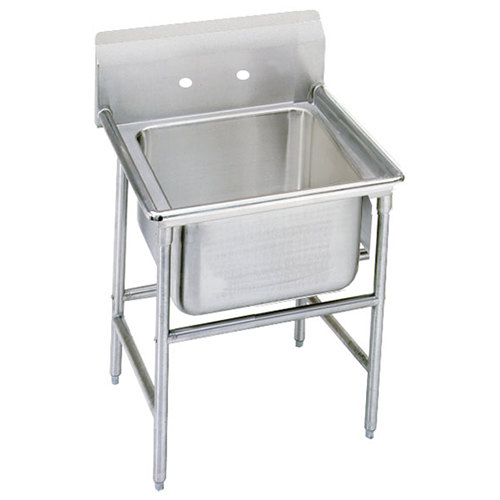 Advance Tabco 94-61-18 Spec Line One Compartment Pot Sink - 27