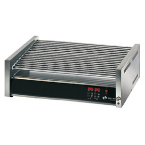 Star 208/240 Volt Star Grill Max Pro 75CE 75 Hot Dog Roller Grill with Electronic Controls and Chrome Plated Rollers at Sears.com