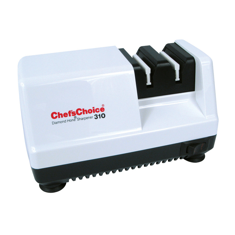 edgecraft chef 39 s choice knife sharpener 310 electric two stage. Black Bedroom Furniture Sets. Home Design Ideas