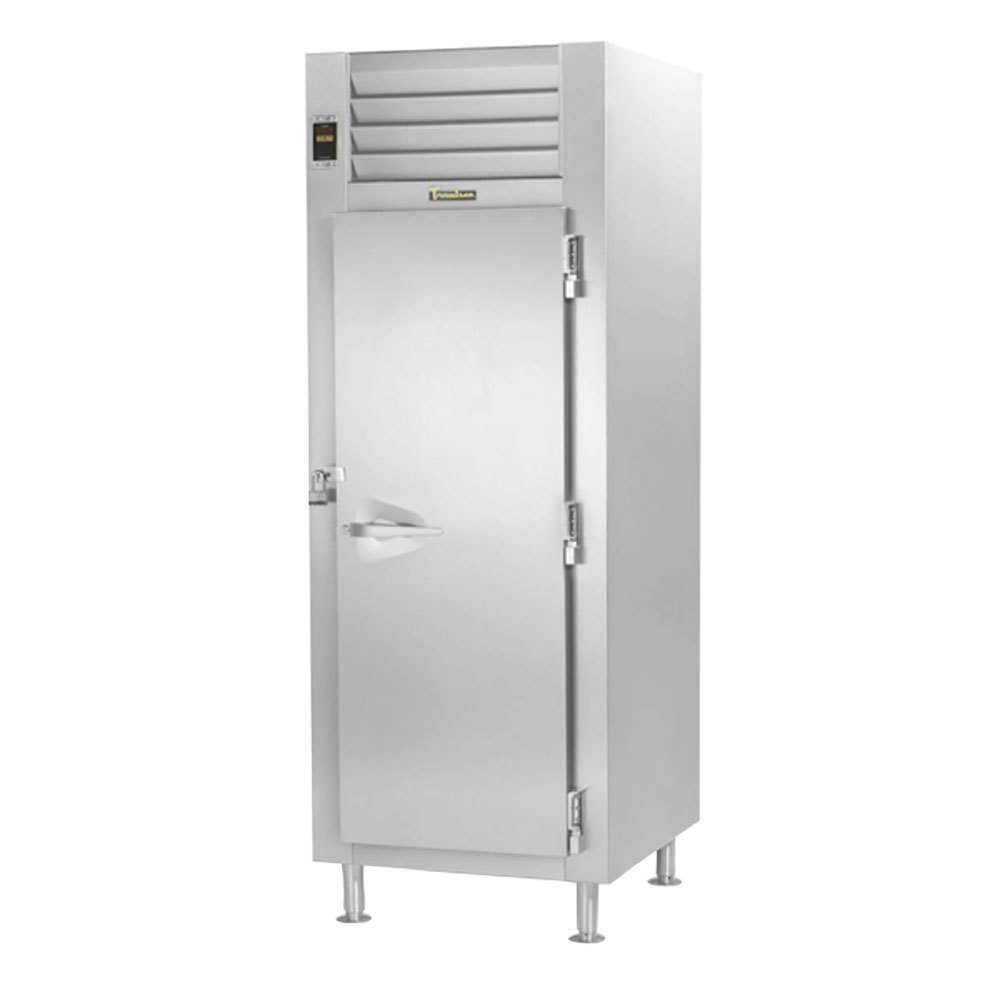 Traulsen RW132W-COR02 24.2 Cu. Ft. Single Section Correctional Reach In Heated Holding Cabinet - Specification Line