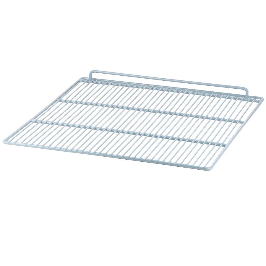 Avantco 178SHELFCFD3 Middle Gray Coated Wire Shelf - 22 1/8\