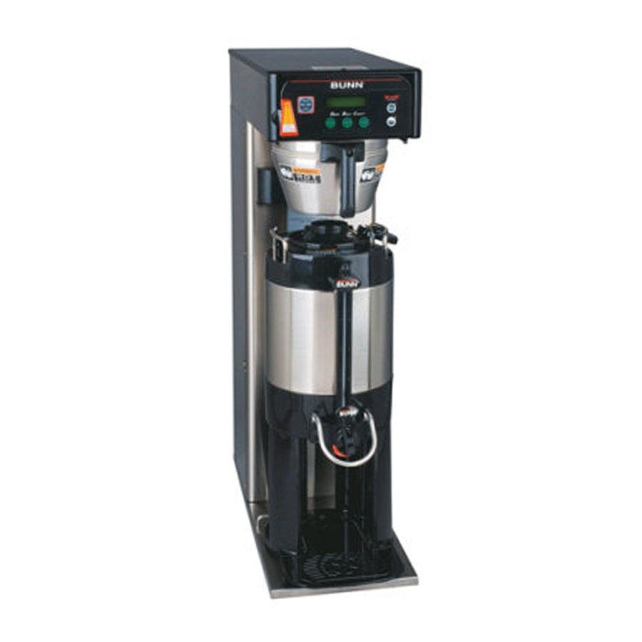 Industrial Coffee Maker Parts : Bunn 43000.0000 ITCB-DV HV Infusion High Volume Tea and Coffee Brewer - 120V