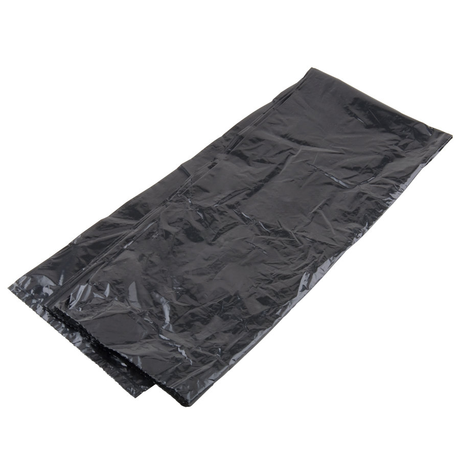 Li'l Herc Repro Trash Bag 33 Gallon 1.5 Mil 33 inch x 39 inch Low Density Can Liner 100 / Case