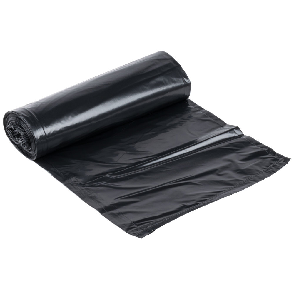 Li L Herc Repro Trash Bag 33 Gallon 1 5 Mil 33 Quot X 39 Quot Low
