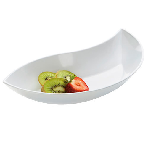 GET ML-216-W 20 oz. San Michele White Bowl - 6 / Case