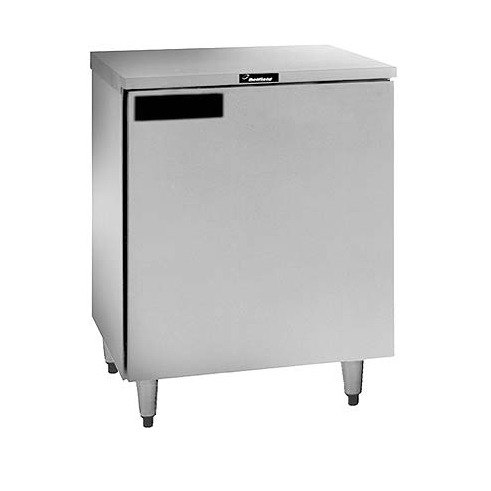 Delfield 407 27 inch Single Door Undercounter Freezer - 5.7 Cu. Ft.
