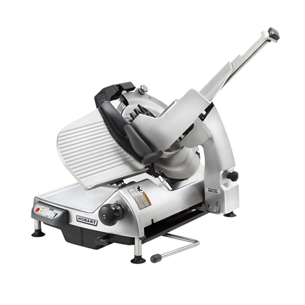 Hobart HS7-1 13 inch Automatic Slicer 1/2 hp - Removable Knife