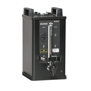 Bunn Soft Heat 1.5 Gallon Coffee Server with 120 Minute Setting - Black (Bunn 27850.0022) at Sears.com