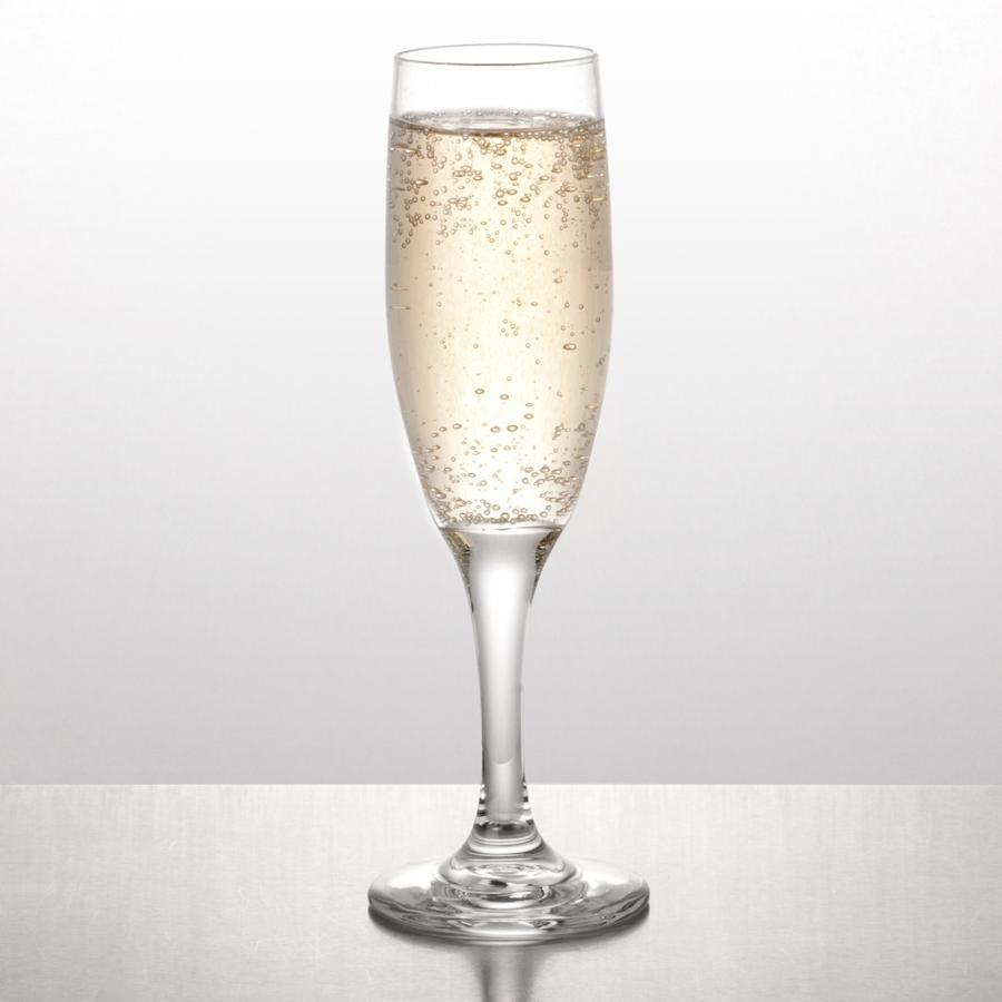 Libbey 3794 Embassy 4.5 oz. Flute Glass - 12 / Pack