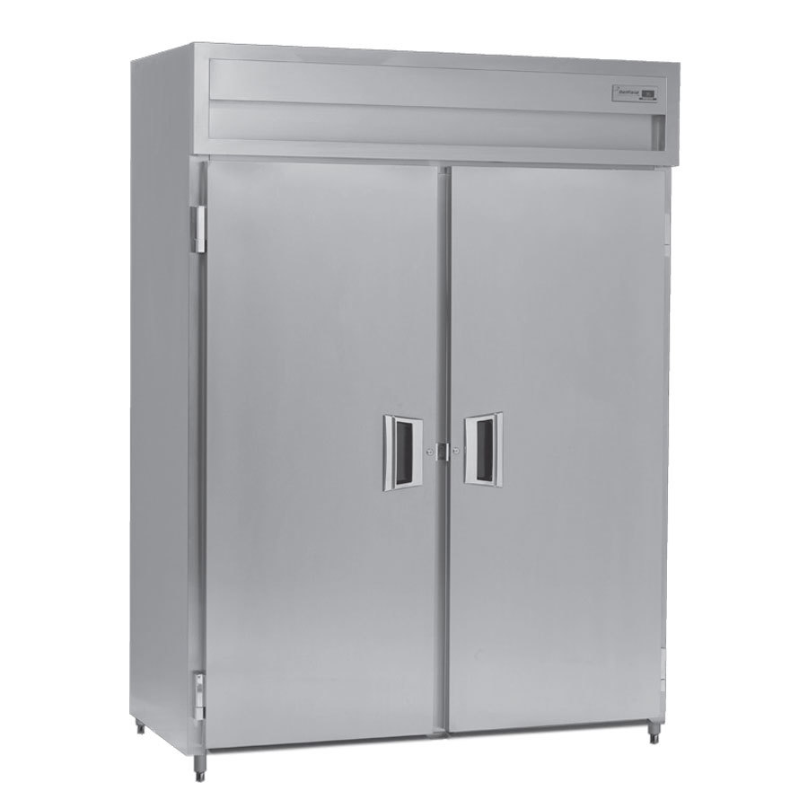 Delfield Ssf2 S Stainless Steel 52 Cu Ft Two Section