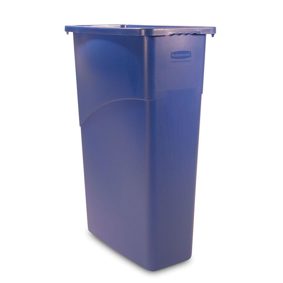 Find rubbermaid available in the kitchen trash cans rubbermaid wastebasket trash can bin - Slim garbage cans for kitchen ...