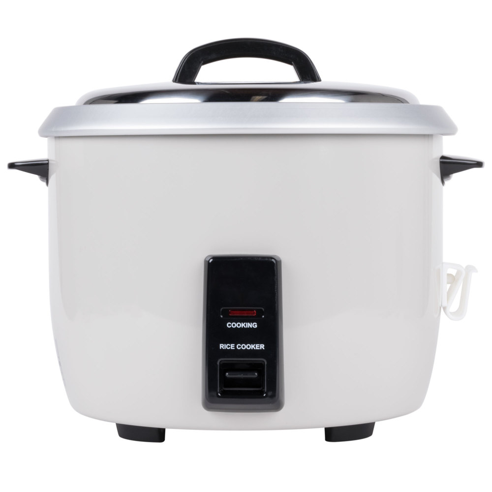 60 Cup  30 Cup Raw  Commercial Rice Cooker