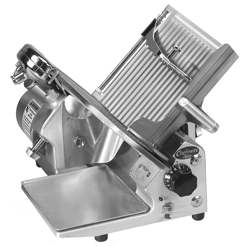 Globe Meat Slicer Parts : Globe chefmate gc quot manual gravity feed slicer hp