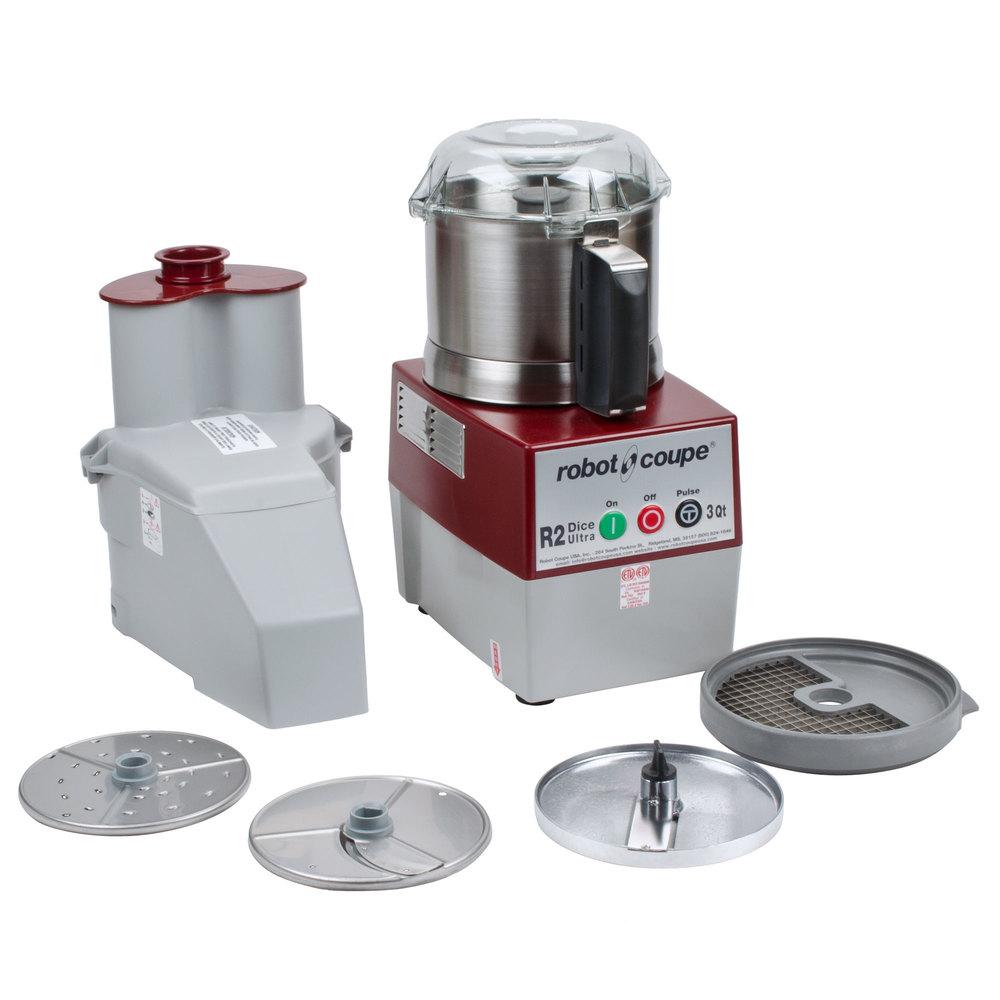 Robot Coupe Food Processor Parts