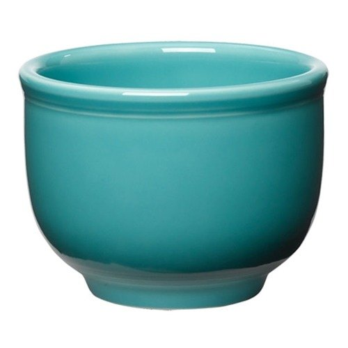 Homer Laughlin 098107 Fiesta Turquoise 18 oz. Jumbo Bowl - 12 / Case