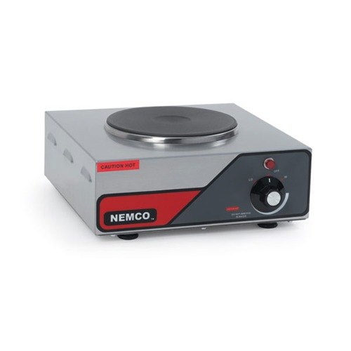 Nemco 240 Volts Nemco 6310-1 Electric Countertop Hot Plate with 1 Solid Burner at Sears.com
