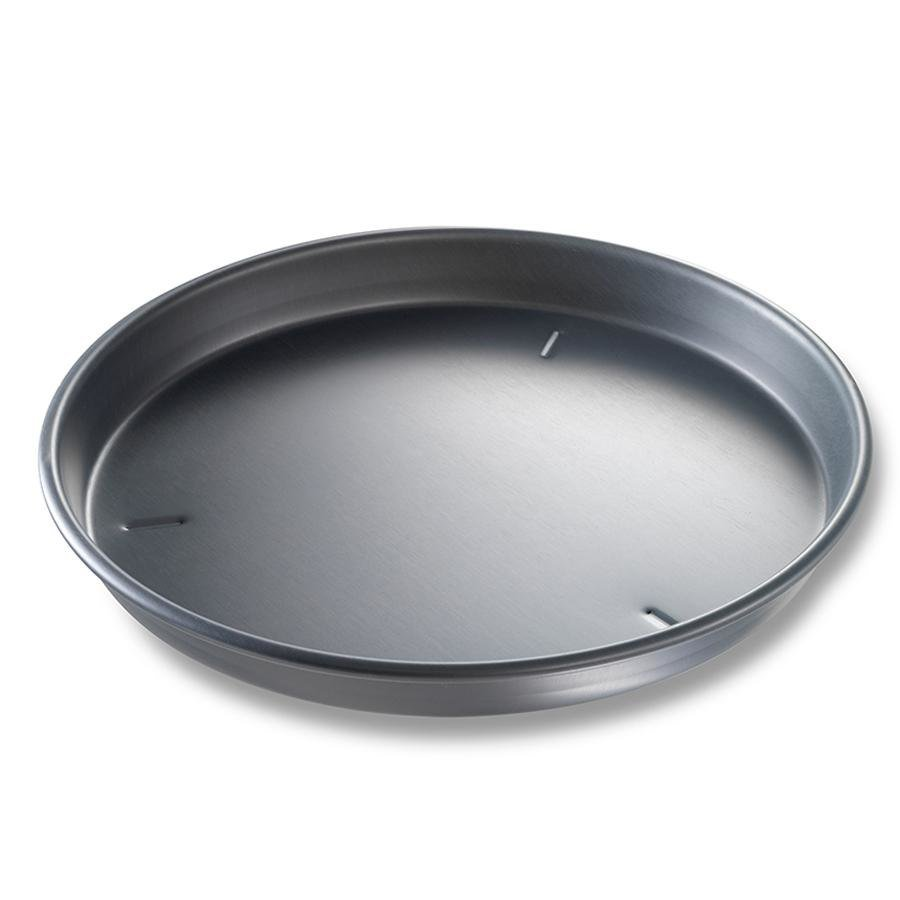 "Chicago Metallic 91160 16"" x 1 1/2"" Deep Dish Hard Coat Anodized Aluminum Pizza Pan at Sears.com"