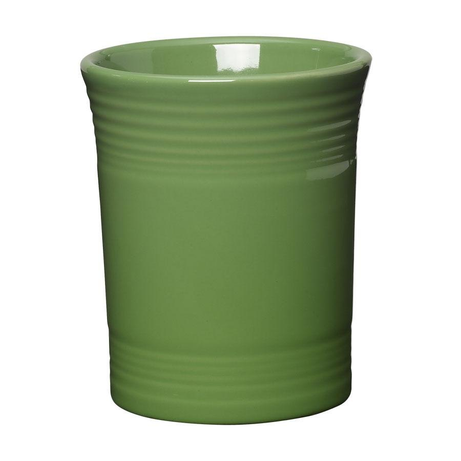 Homer Laughlin 447324 Fiesta Shamrock 6 5/8 inch Utensil Crock - 4 / Case