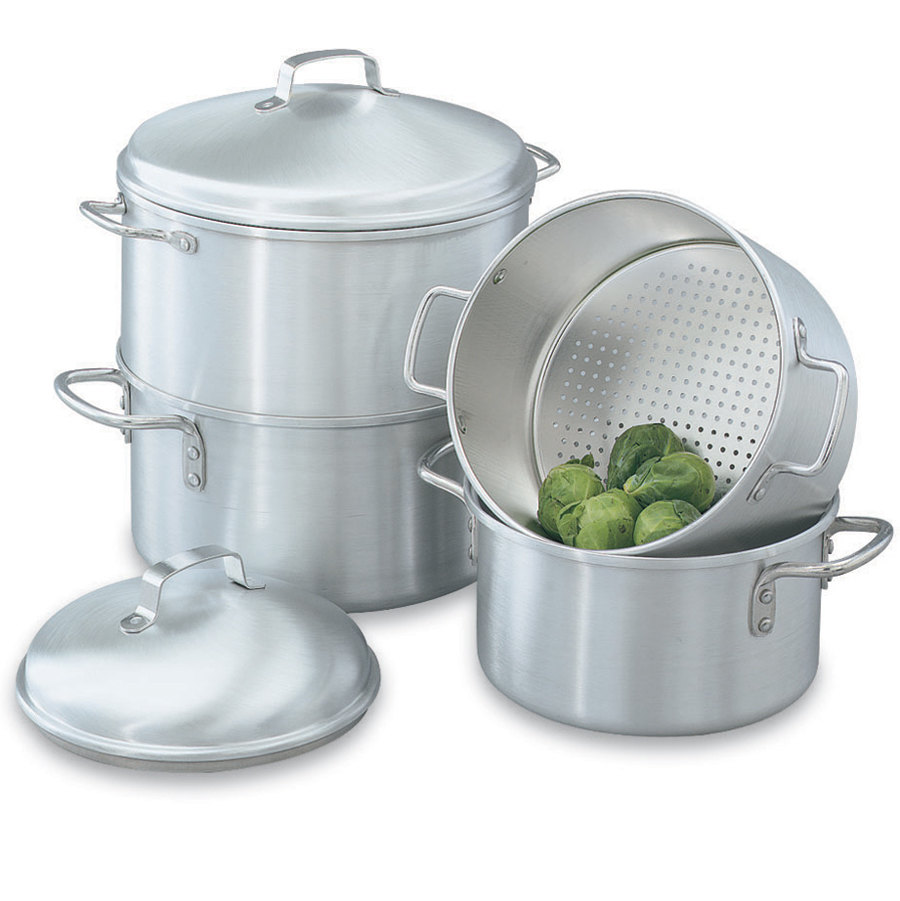 Vollrath 5 Qt. Vollrath Wear Ever 68123 Rice / Vegetable Steamer Set at Sears.com