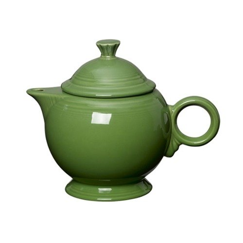 Homer Laughlin 496324 Fiesta Shamrock 44 oz. Covered Teapot - 4 Sets / Case