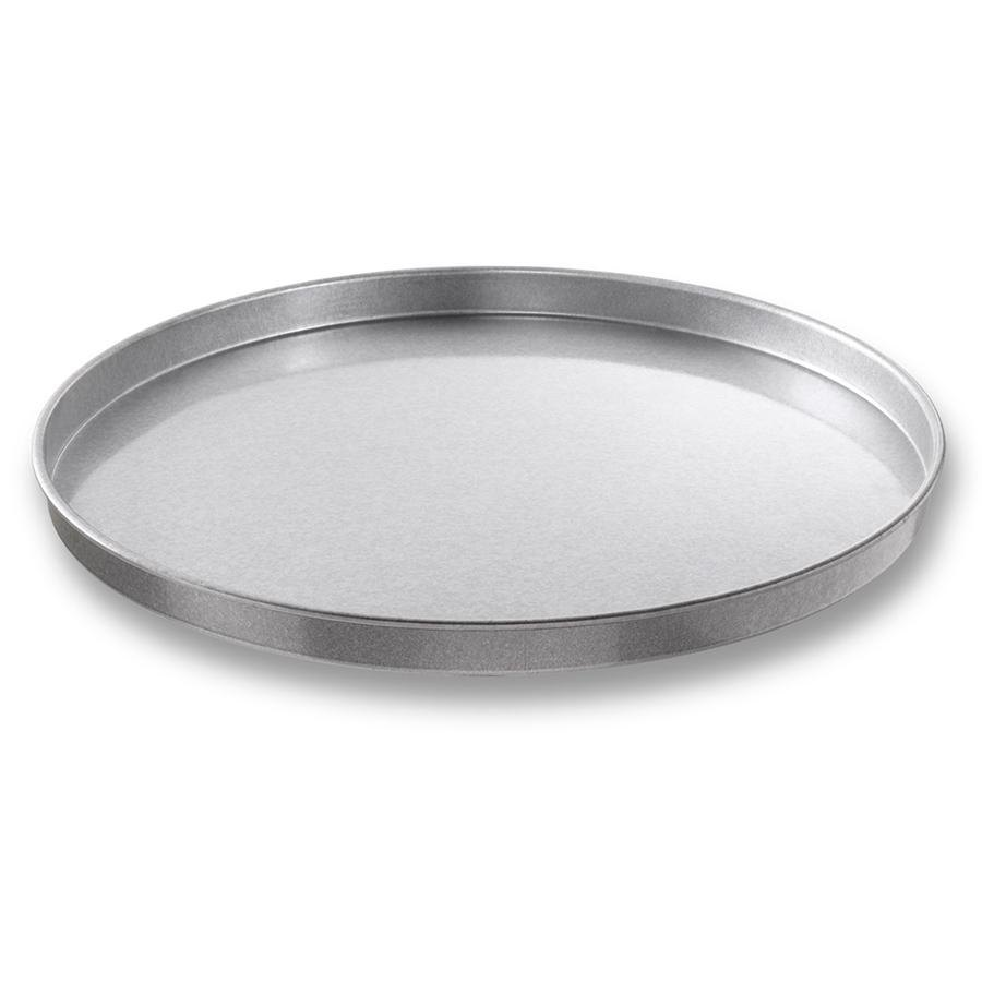 "Chicago Metallic 41810 18"" x 1"" Aluminized Steel Round Cake Pan / Pizza Pan"