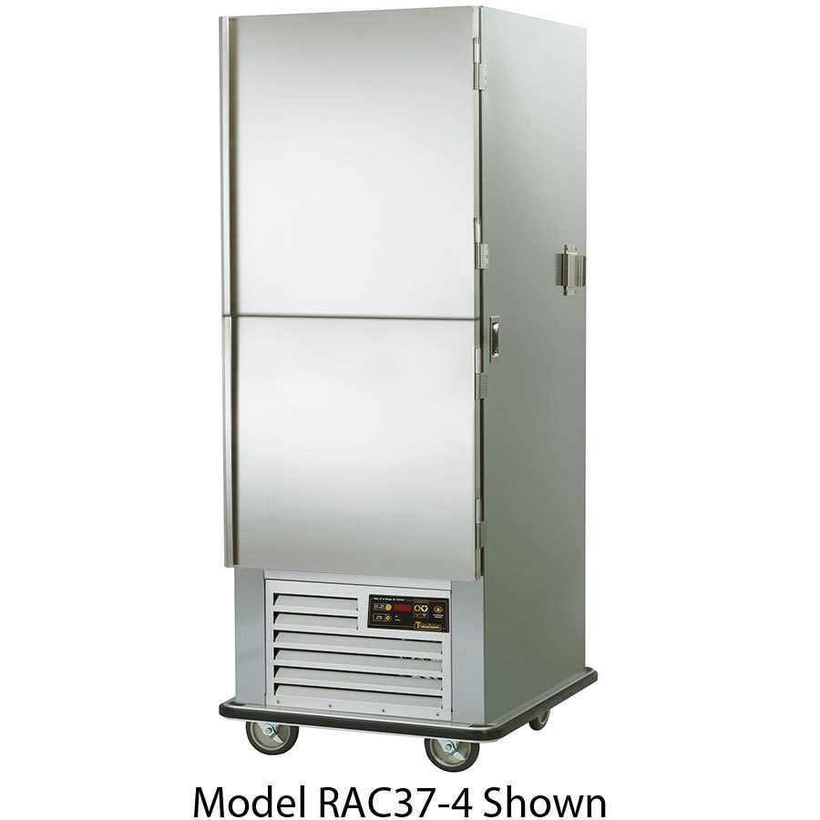 Traulsen RAC37-5 Reach In Glass Half Door Air Curtain Refrigerator