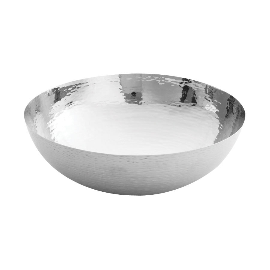 Tablecraft RB14 Remington 10.4 Qt. Stainless Steel Bowl