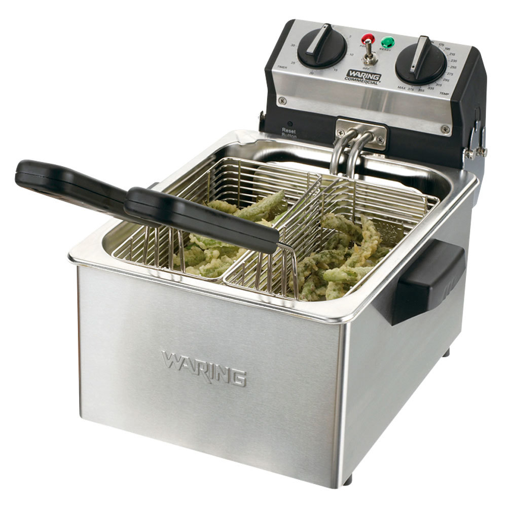 how to choose commercial deep fryer