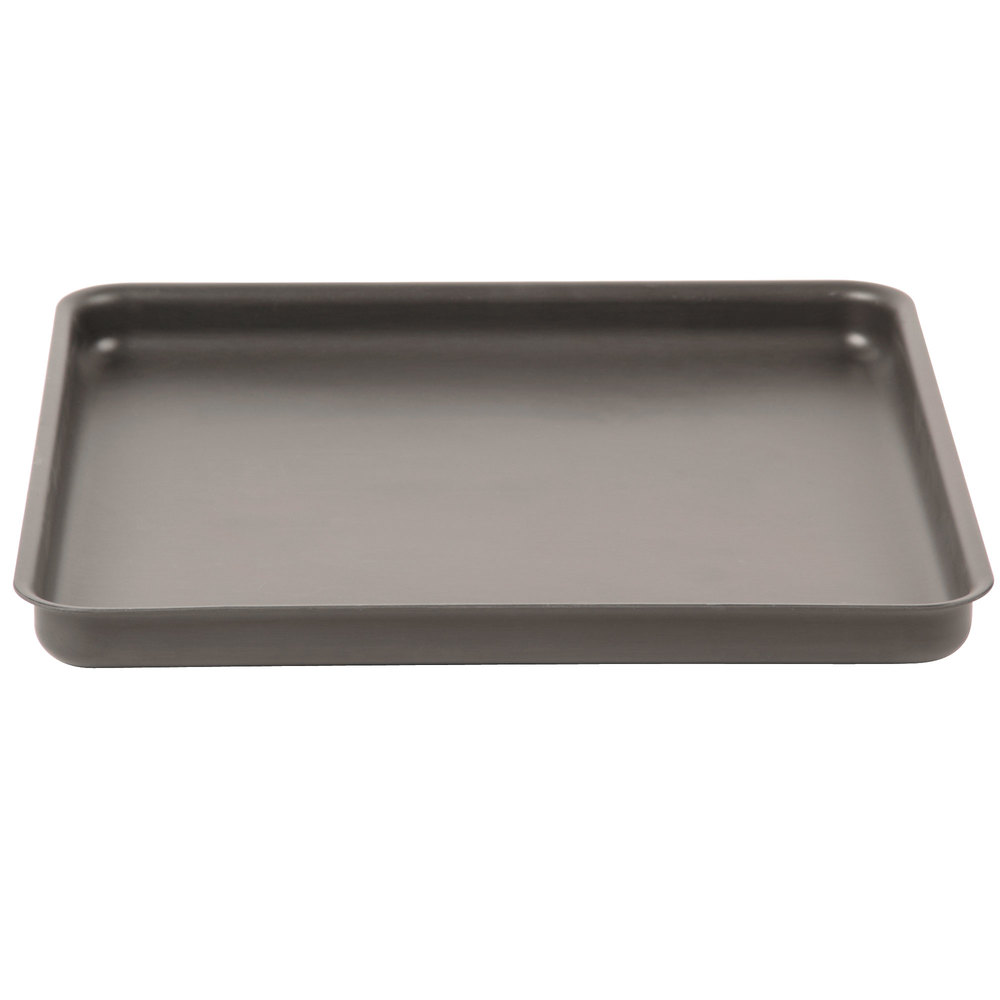 "American Metalcraft HCSQ1420 14"" x 14"" x 2"" Square Hard Coat Pizza Pan"