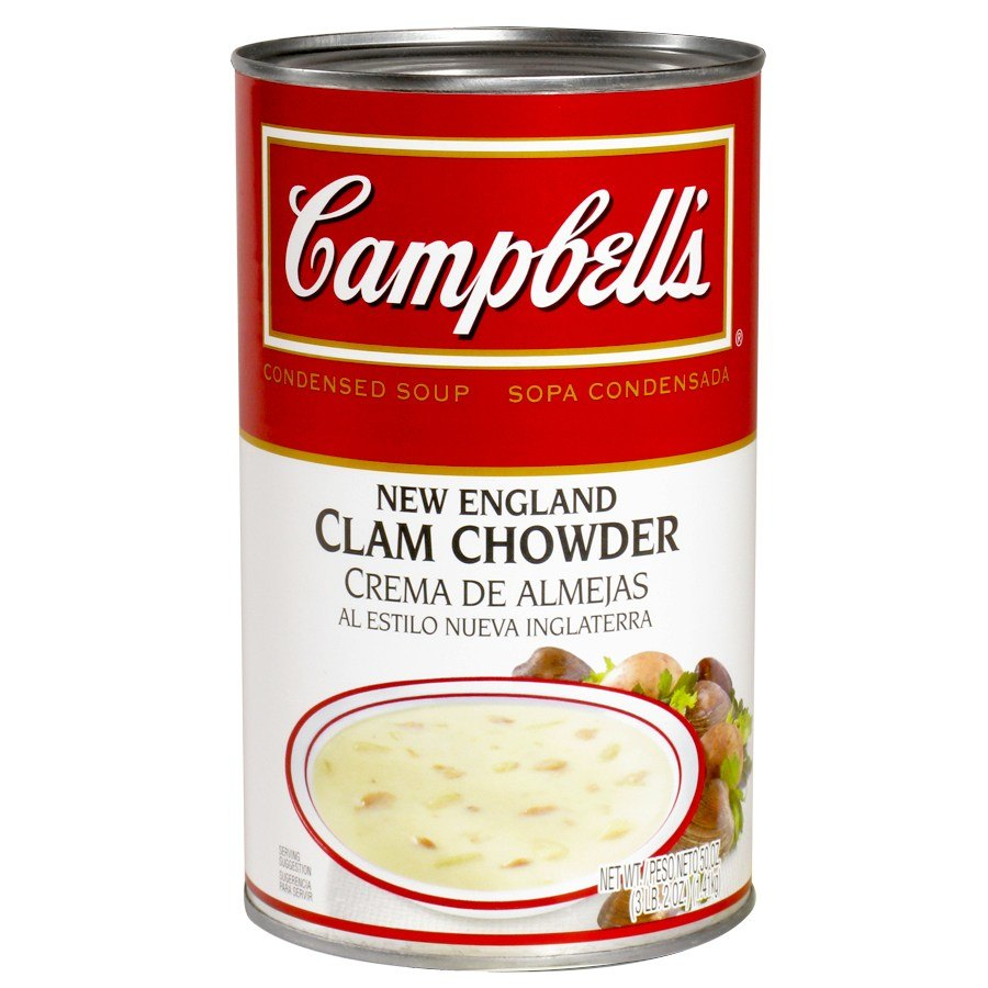how to cook canned clam chowder