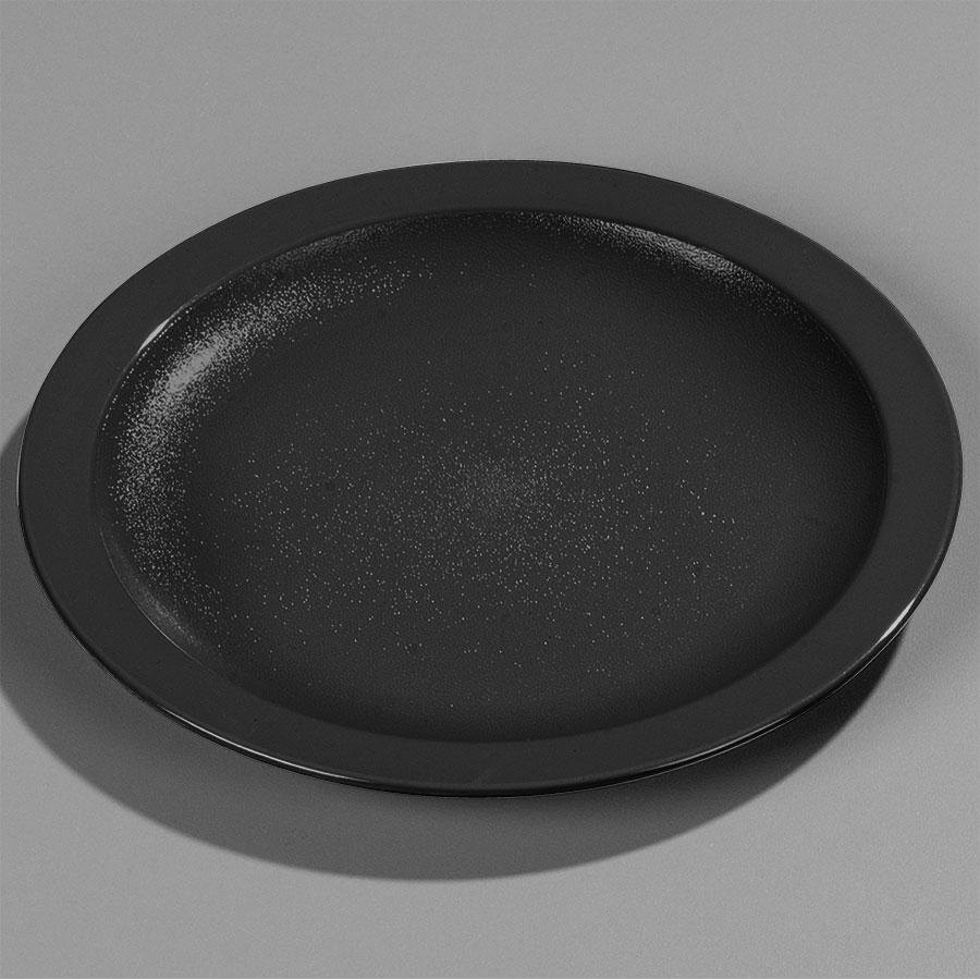 carlisle pcd20503 black narrow rim 5 1 2 polycarbonate. Black Bedroom Furniture Sets. Home Design Ideas