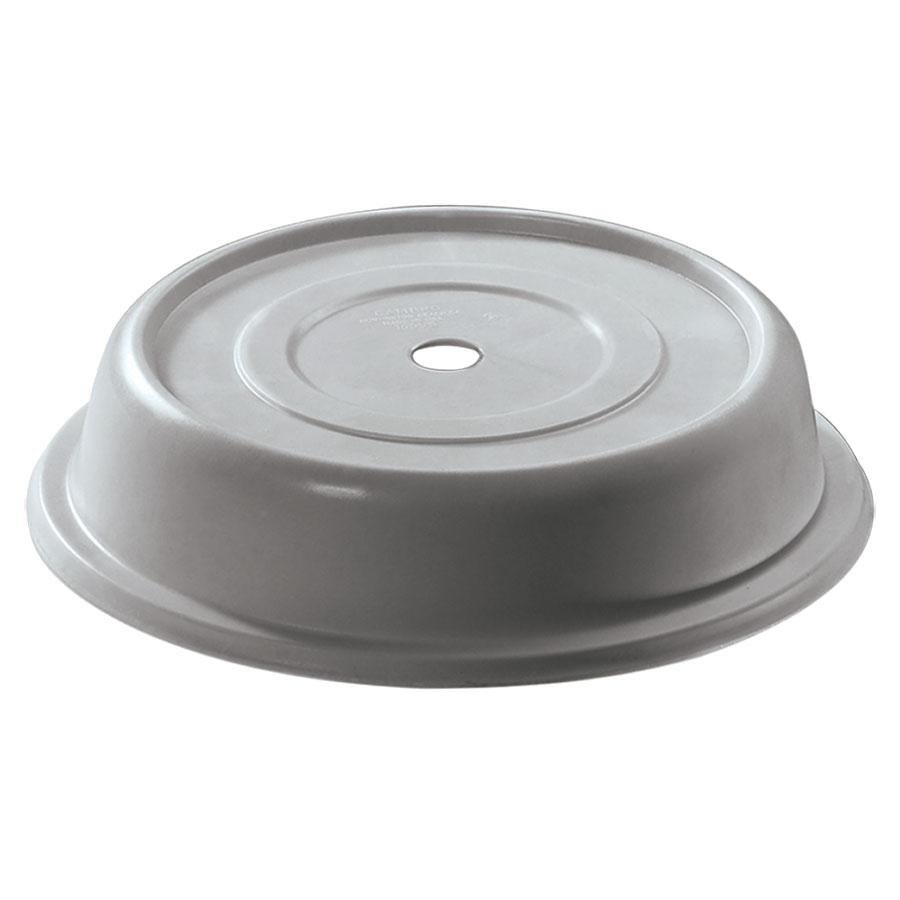 "Cambro Camwear 901CW486 Silver Metallic Camcover 9 5/16"" Plate Cover 12/Case at Sears.com"