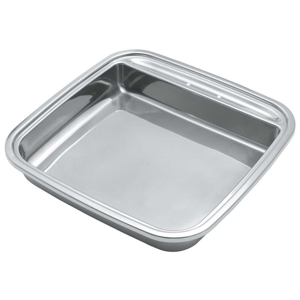 Vollrath 46137 6 Qt. Replacement Stainless Steel Food Pan ...