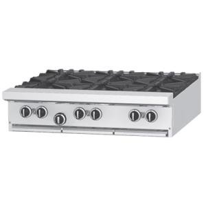 "Garland / US Range Natural Gas Garland G36- 2G24T 2 Burner Modular Top 36"" Gas Range with 24"" Griddle - 102,000 BTU at Sears.com"